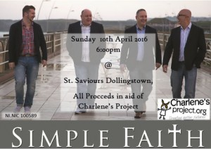 Simple Faith flyer